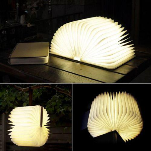 Fuzo Book Light Lamp with 4 Color LED TGZ - 1999