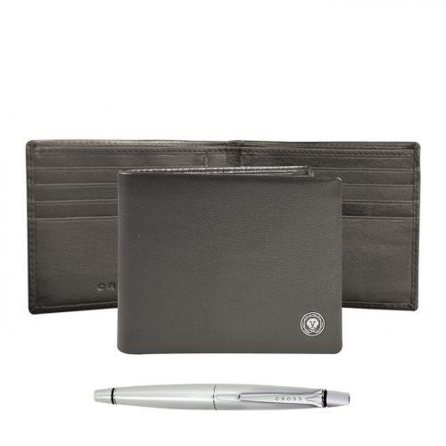 CROSS Ariel, Slim Wallet + Cross Luxury Agenda Pen, ACC1336_1