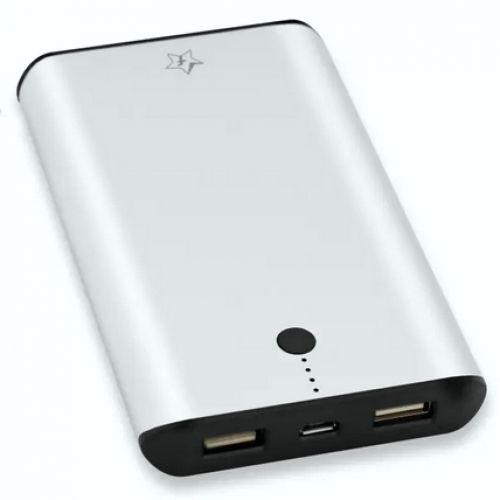 10000 mAh Power Bank Silver  [EP2110]