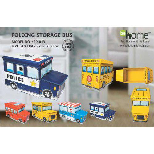 BeHome Folding Storage Bus FP - 013
