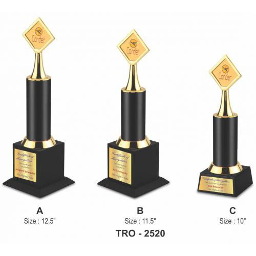 TROPHY - 2520 A in bulk for corporate gifting | Promotional