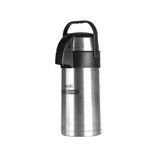 Milton Beverage Dispenser 2500 Steel Flask [FG-TMS-FIS-0044]