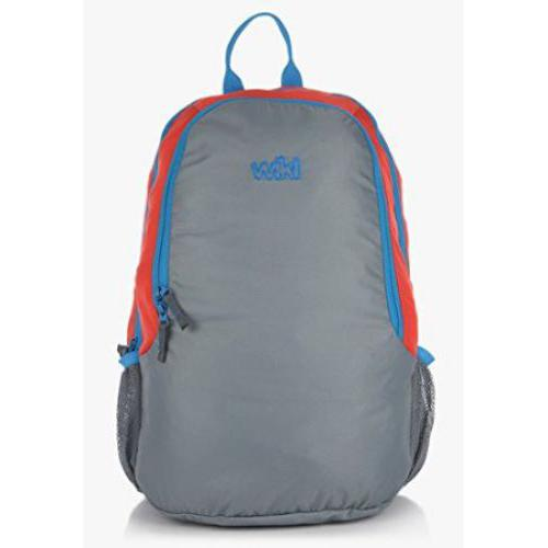 Wildcraft Splash Cayenne Grey Laptop Backpack
