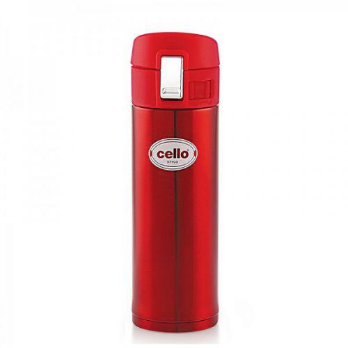 Cello Stainless Steel Flask Stylo 450ml