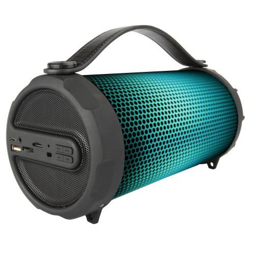 Pebble Color Changing Rave Light Show Party Speaker Dazzle