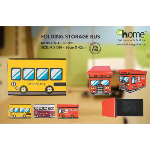 BeHome Folding Storage Bus FP - 005