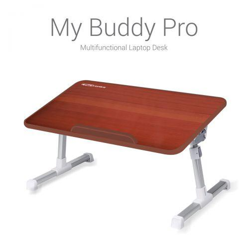Portronics My Buddy Pro Laptop Desk