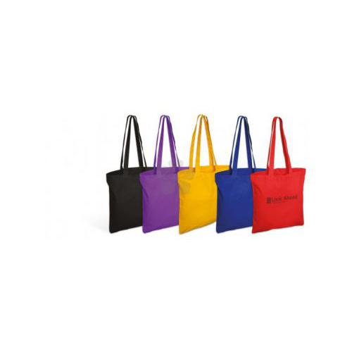 Coloured Shopper Bag