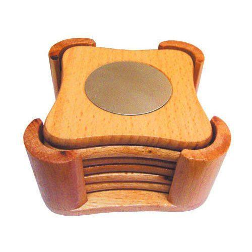 Wooden Tea Coasters DW 1061