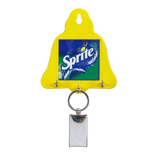 ED 1603 Bells Key Hanger with Sticker