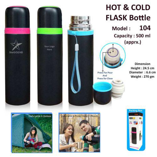 Hot & Cold Flask 500ml H104