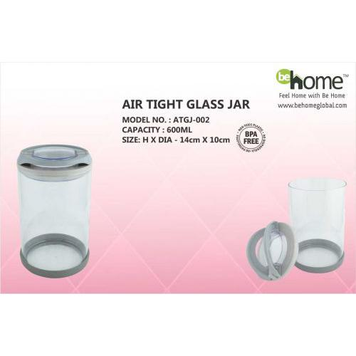 PROCTER - BeHome AIR TIGHT GLASS JAR (600ML)