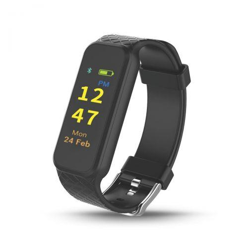 Portronics Yogg HR Smart Fitness Tracker with Heart Rate Monitor, Detachable & Touch Sensiti POR 799