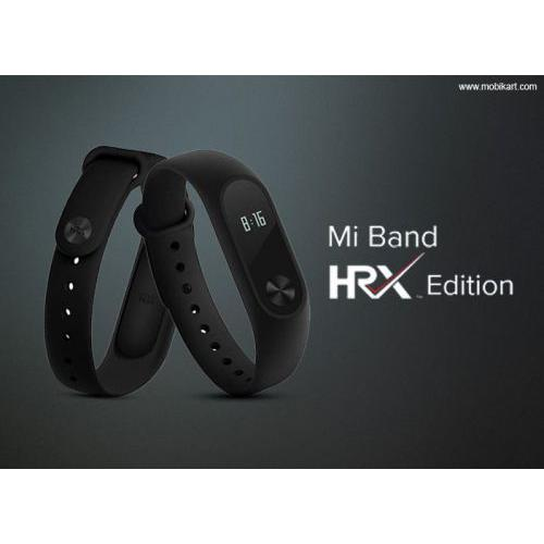 Mi Band HRX Edition Fitness Band