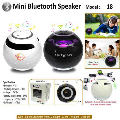 Mini Bluetooth Speaker A18