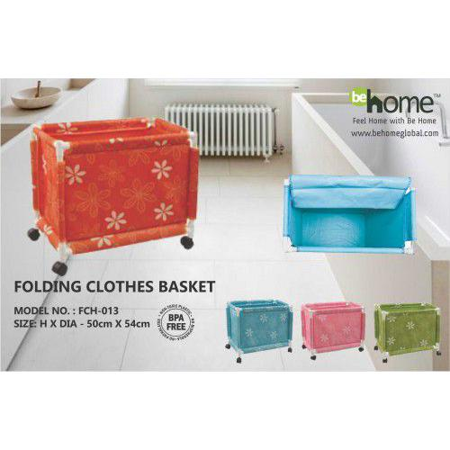 BeHome Folding Clothes Basket FCH-013