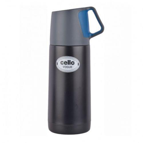Cello Stainless Steel Flask Vogue 350ml
