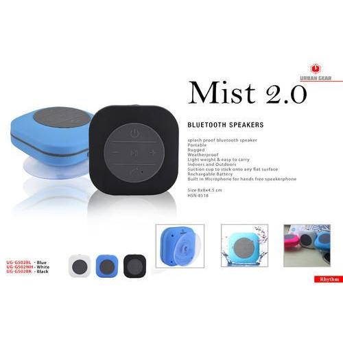 Mist 2.0 Promotional Bluetooth speakers UG-GS02