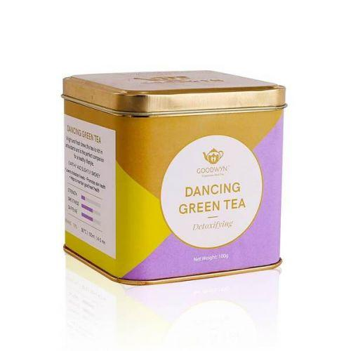 GOODWYN ASSORTED GREEN TEA, BLACK TEA AND HERBAL TEA BAGS GIFT BOX, 20 TEA BAGS
