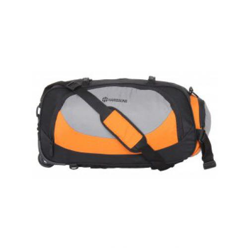 Harissons Darwinian 49L Ultra Lightweight Duffle Trolley Bag