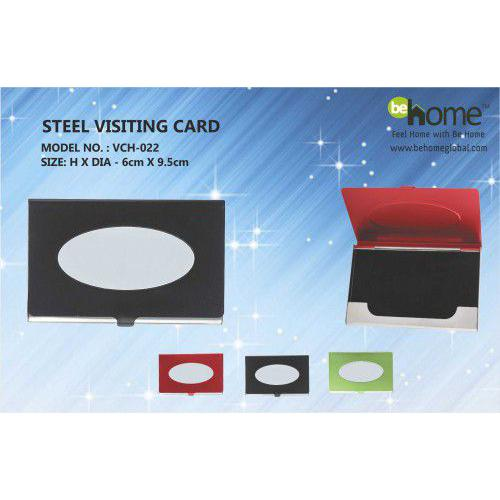 BeHome Steel Visiting card VCH-022