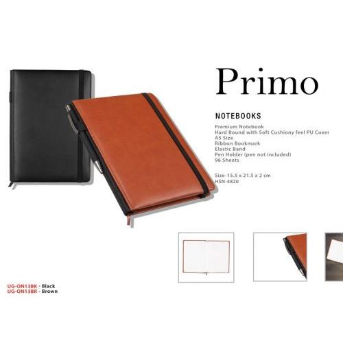 PRIMO Note Books UG-ON13