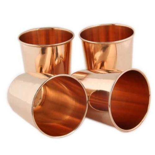 Promo Copper Glass Set - 4 Pieces