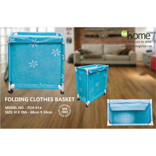 BeHome Folding Clothes Basket FCH-014