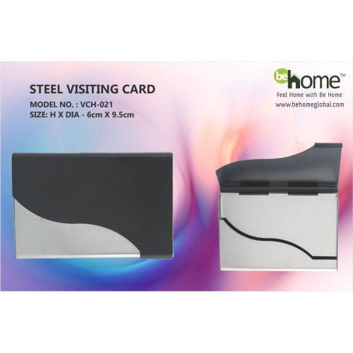 BeHome Steel Visiting Card VCH-021