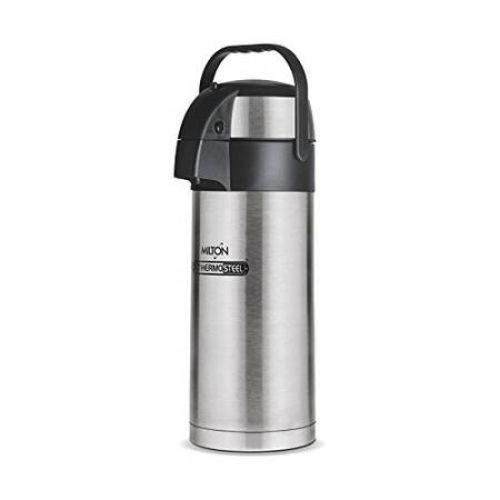 Milton Beverage Dispenser 3500 Ml Steel Flask [FG-TMS-FIS-0046]
