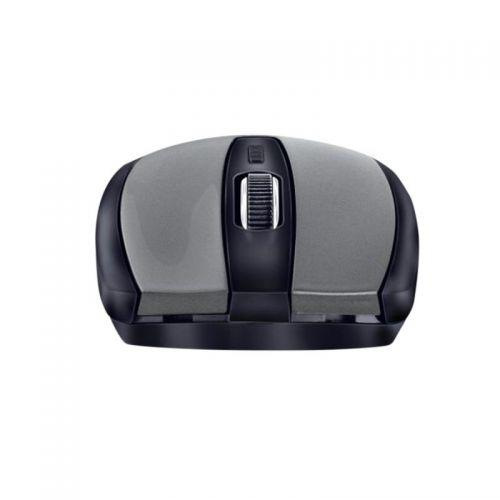 iBall FreeGo G18 Wireless Optical Mouse - Dark Silver
