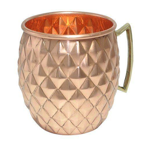 Diamond Copper Mug  500ML  DC-105