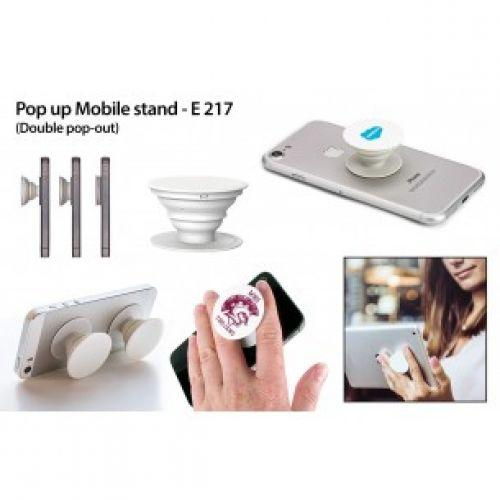 POP UP MOBILE STAND (DOUBLE POP OUT) E217