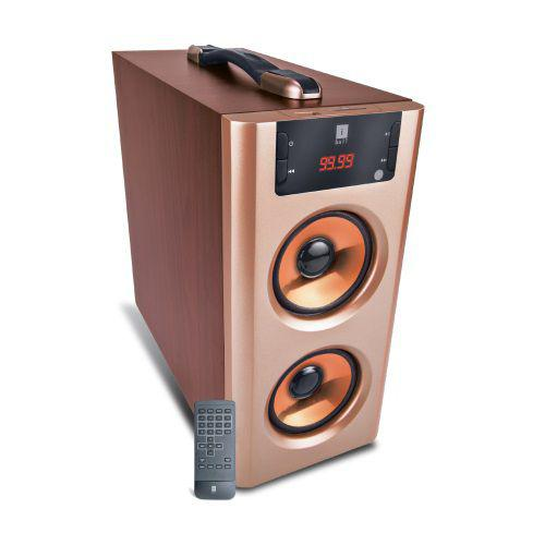 I Ball MusiWave BT39 [BT | USB/SD | FM | BT | Display | Remote | Aux] (14W RMS)
