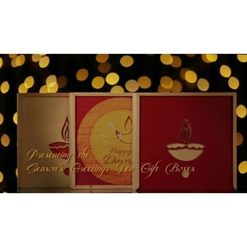 Goodwyn Season's Greetings Tea Gift Box - Happy Diwali