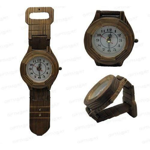 WOODEN CLOCK DC-003