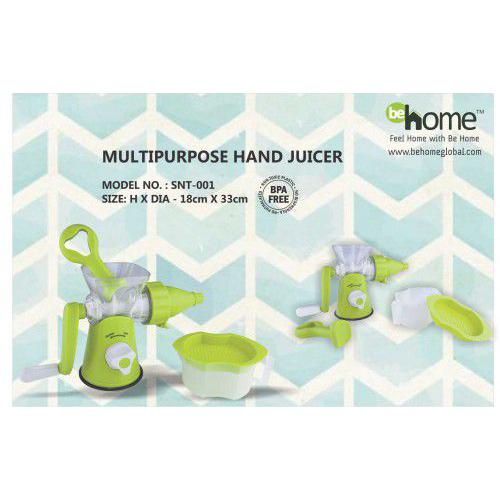 BeHome Multipurpose Hand Juicer SNT-001