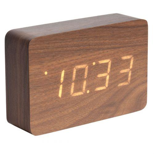 Viking 2.0 Wooden Table Clock UG-CT06