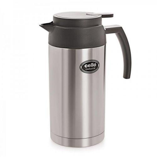 Cello Stainless Steel Thermos Jug Carafe