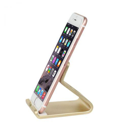 Portronics POR-740 Docker Universal Mobile phone Stand For iPhone , iPad , iPod with Docker Stand (G