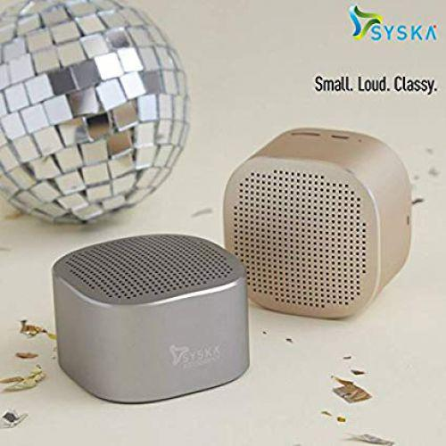Syska Wireless Speaker BEAT